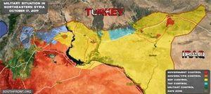 Chiến sự vẫn ác liệt tại Ras Al Ayn bất chấp Thổ Nhĩ Kỳ đã tuyên bố ngừng bắn