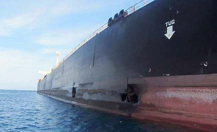 Iran tố Mỹ, Israel tấn công tàu dầu trên Biển Đỏ
