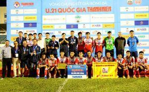 U21 Đồng Tháp giành hạng 3