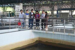 Ngày 20-10: Mẫu nước 15 hộ dân 4 quận huyện sử dụng nước nhà máy Sông Đà đạt quy chuẩn về styren