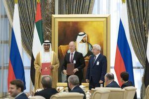 Lukoil mua lại 5% cổ phần của ADNOC tại khu vực nhượng quyền Ghasha