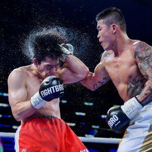 Trương Đình Hoàng lần đầu tiên giành đai WBA Đông Á cho quyền anh Việt Nam