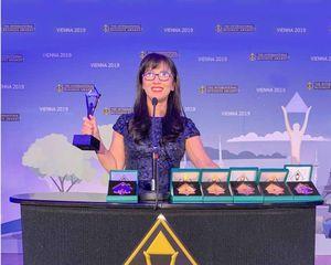 VNPT nhận 7 giải thưởng quốc tế thuộc các hạng mục sản phẩm công nghệ thông tin tốt nhất năm