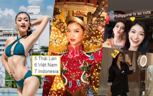 Kiều Loan xuất sắc lọt Top 10 Bikini Miss Grand Int', 'Miss trễ nải' Philippines dẫn đầu
