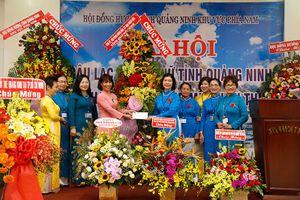 Ra mắt CLB phụ nữ tỉnh Quảng Ninh tại TP Hồ Chí Minh