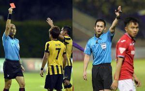 2 trọng tài người Singapore sẽ cầm còi ở vòng 26 V-League 2019