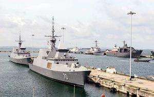 Singapore mở các cảng, sân bay cho quân đội Mỹ