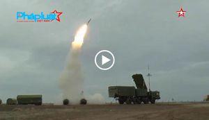 Video S-400 lên nòng, dội hỏa lực uy lực vào mục tiêu