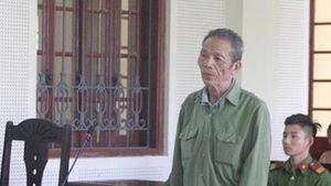 Dùng dao chém con trai tử vong, cụ ông 80 tuổi lãnh án 5 năm tù