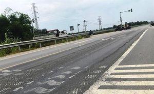 Lại thêm tuyến đường hư hỏng liên quan đến cao tốc Đà Nẵng – Quảng Ngãi
