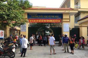 Khẩn trương điều tra vụ 5 em học sinh nhập viện nghi ngộ độc