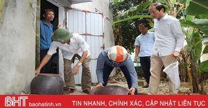 Xã đầu tiên của Can Lộc ghi nhận 8 trường hợp mắc sốt xuất huyết