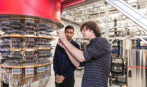 IBM 'tố' Google thổi phồng năng lực của máy tính lượng tử