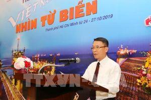 TTXVN và Liên doanh Vietsovpetro tổ chức triển lãm ảnh 'Việt Nam - Nhìn từ biển'