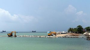 Xem xét không xây khách sạn cao tầng ở dự án lấn biển Vũng Tàu