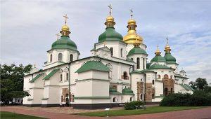 Nhà thờ Chính tòa Thánh St Sophia- Kiệt tác nổi tiếng nhất nhì Đông Âu