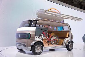 Triển lãm ôtô Tokyo: Bức tranh giao thông thông minh trong tương lai