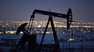 Giá dầu tăng hơn 5% tuần này