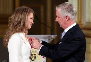 Chân dung nàng Công chúa đẹp tựa nữ thần 18 tuổi, gánh trên vai vận mệnh của Hoàng gia Bỉ