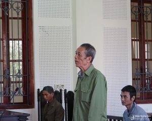 Hối hận muộn màng của cụ ông 80 tuổi ở Nghệ An dùng dao đoạt mạng con trai