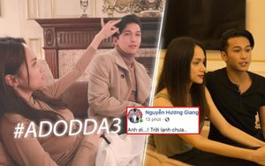 Quán quân The Face Men Thái - Philip Thiroj sang Việt Nam quay MV #ADODDA3 cùng Hương Giang