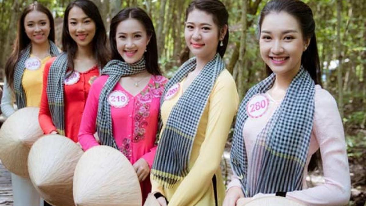 'Lễ hội dừa Bến Tre 2019' tôn vinh nét đẹp áo bà ba