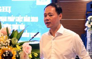 Ông Trần Hồng Thái được bầu làm Phó Chủ tịch Hiệp hội khí tượng châu Á