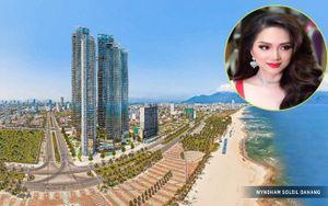 Hoa hậu Hương Giang thành nhà đầu tư chuyên nghiệp khi mua căn hộ tại dự án sang chảnh