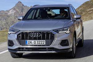 Chi tiết Audi Q3 2019 giá gần 1,5 tỷ đồng