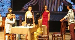 Truyện Kiều 'đổ bổ' lên sân khấu kịch quốc tế đương đại