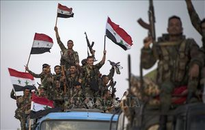 Thổ Nhĩ Kỳ thảo luận với Nga về việc bàn giao 18 binh sĩ Syria