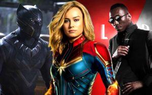 Marvel 'chơi lớn' khi lên kế hoạch phát hành tới bốn bộ phim MCU trong một năm!
