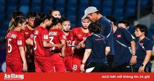 U.19 nữ Việt Nam tự tin giành vé vào bán kết U.19 nữ Châu Á 2019