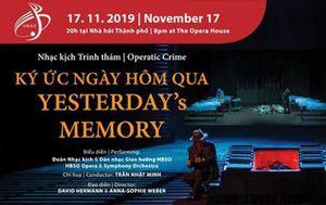 Giới thiệu nhạc kịch trinh thám đến khán giả yêu nhạc Việt Nam