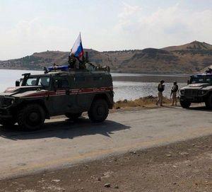 Nga đưa 200 binh sĩ, 30 xe bọc thép đến miền Bắc Syria tuần tra chung với Thổ Nhĩ Kỳ