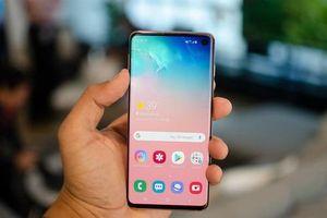 Samsung sắp làm mới Galaxy S10 với màn hình lớn hơn