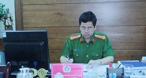 Thủ lĩnh của Cảnh sát điều tra tội phạm ma túy thủ đô