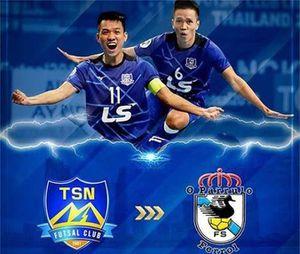 CHÍNH THỨC: Thái Sơn Nam đưa bộ đôi tuyển thủ futsal Việt Nam sang Tây Ban Nha thử việc