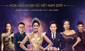 H'Hen Niê làm MC, hội ngộ Hoàng Thùy Linh ở bán kết Hoa hậu Hoàn vũ VN 2019