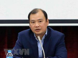 Ông Lê Hải Bình giữ chức Phó Trưởng ban Chuyên trách BCĐ Công tác thông tin đối ngoại