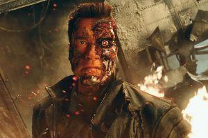 Nhóm người máy hủy diệt đến từ loạt phim 'Terminator'