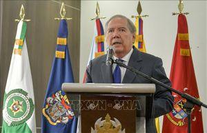 Bộ trưởng Quốc phòng Colombia từ chức