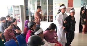 Vụ thanh niên 'đột tử', người nhà mang áo tang tới bệnh viên: Bệnh viện hứa lo phí mai táng