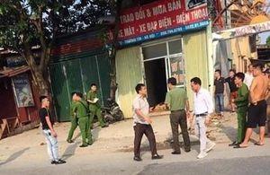 Vụ nam thanh niên bị chém tử vong ở tiệm cầm đồ tại Hà Nội: Danh tính các nghi phạm