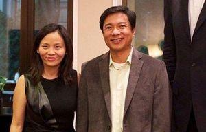 'Hô biến' chồng nghèo thành tỷ phú top thế giới, phu nhân đế chế Baidu được chồng 'đội lên đầu'