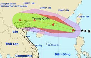 Sai số trong dự báo bão gia tăng vì tính dị thường?
