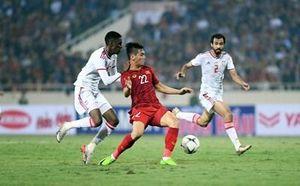 Việt Nam thắng UAE 1-0: Đường phía trước thênh thang rộng mở