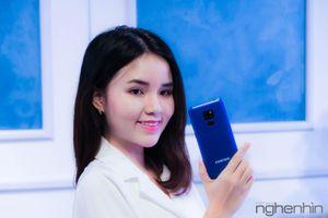 ASANZO S6 ra mắt: camera AI, giá 2,5 triệu