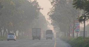 Phớt lờ với ô nhiễm!