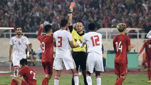 Báo chí UAE nói gì về thẻ đỏ 'định mệnh' trong trận gặp Việt Nam?